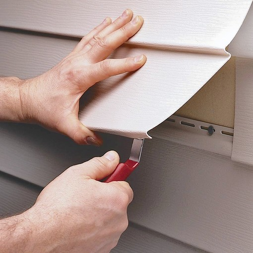 Siding Repair Services Luckys Contractors