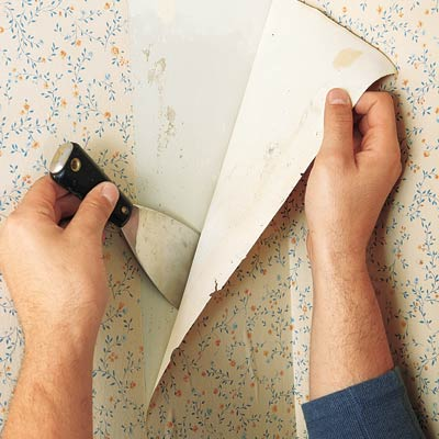 Wallpaper Removal - Painting Contractor - Iowa